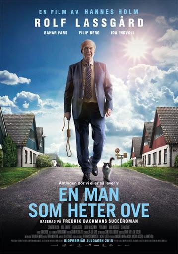Ο κύριος Όβε (En man som heter Ove / A Man Called Ove) Poster