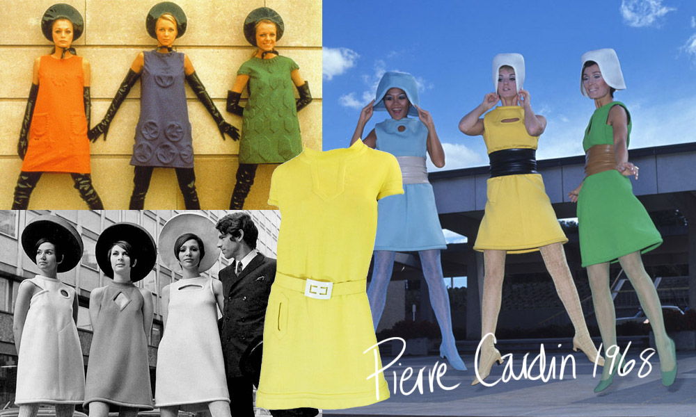 Just arrived [A Superb Pierre Cardin Dress c1968]