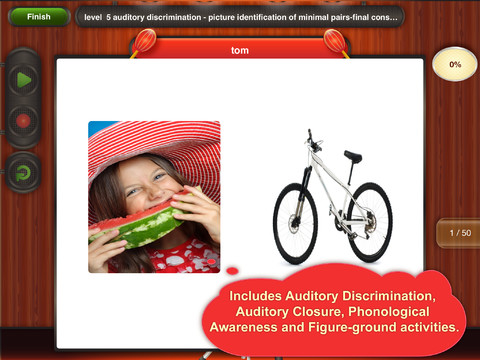 Auditory Processing Studio Auditory Discrimination Preview