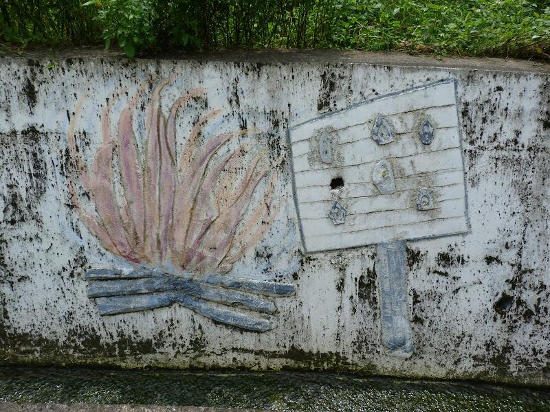 Puli  en passant , entre autres, par les villages de l ethnie Bunum de Loloko et Dili. J 10 - P1170071.JPG