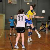 Moins de 16 féminines contre Meursault (06-04-14)