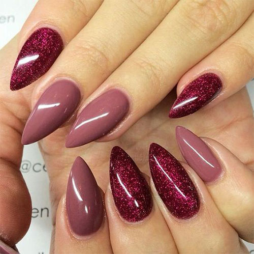 25 Best Gel Nail Art Designs For Long Nails 2018 Fashonails