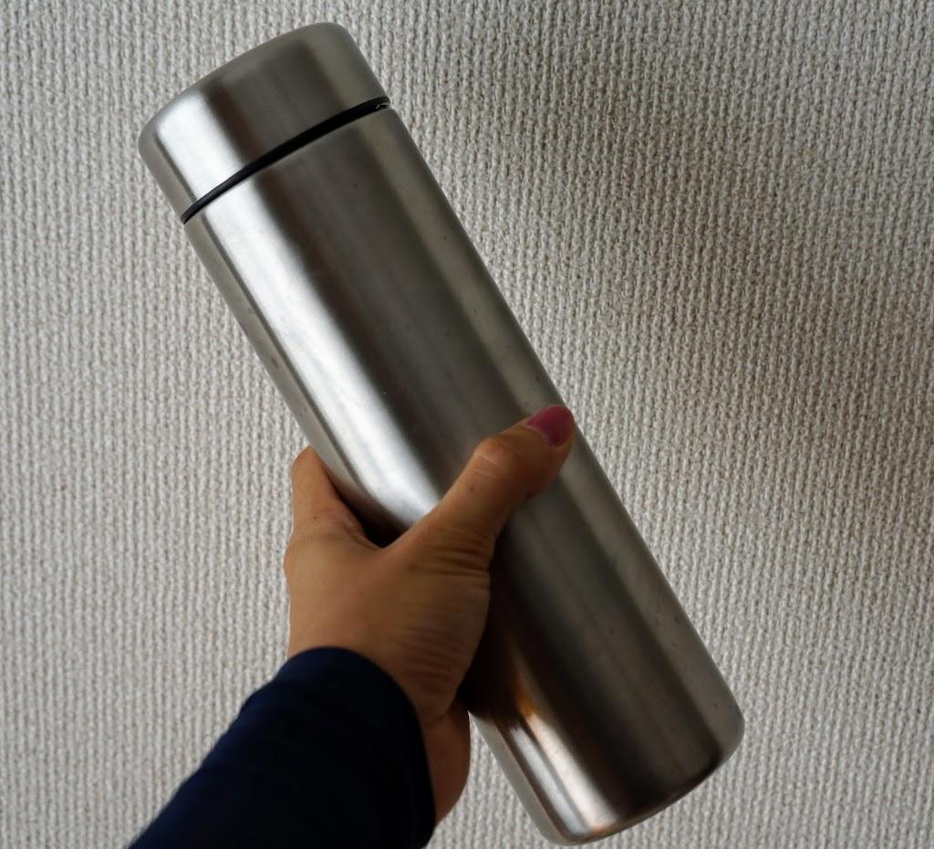 無印良品 保温保冷マグ 新品 送料500 ステンレス 350ml 良品計画 水筒