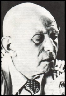 Aleister Crowley 2, Aleister Crowley