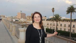 Imagen de archivo de la consejera de Agricultura, Ganadería, Pesca y Desarrollo Sostenible de la Junta de Andalucía, Carmen Crespo.