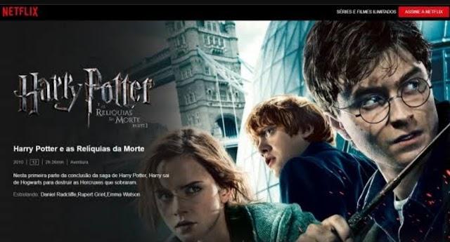 """Todos os oito filmes de """"Harry Potter"""" estão retornando ao catálogo da Netflix Austrália"""
