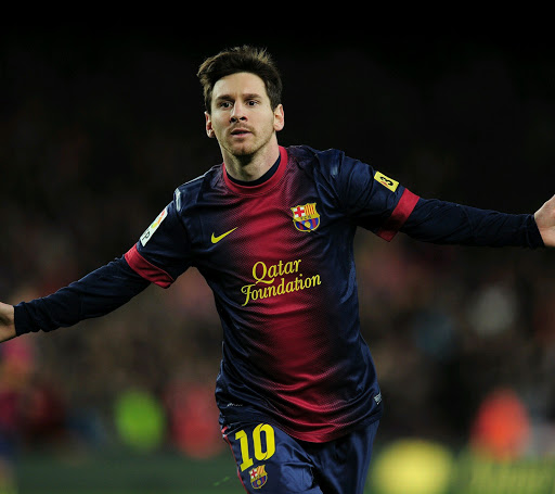 Messi - 1