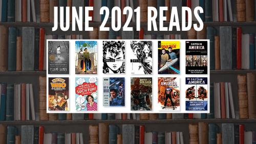 June Geek Reads