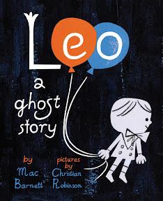 2015 뉴욕타임스 올해의 그림책_Leo: A Ghost Story