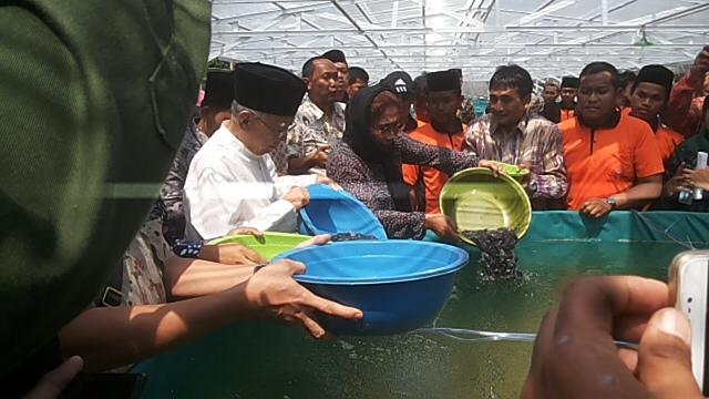 """Menteri Susi : Kurang Gizi Ikan, Satu dari Tiga Anak Indonesia Tumbuh """"Kuntet"""""""
