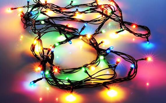 besplatne Božićne pozadine za desktop 1680x1050 free download blagdani svjećice za bor Merry Christmas