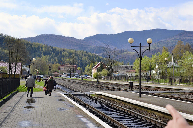 яремче вокзал