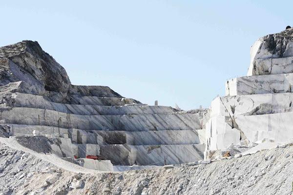 la cava di marmo di antonioromei