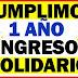 Según el Gobierno, los beneficiarios han obtenido hasta 1.920.000 pesos  de Ingreso solidario .
