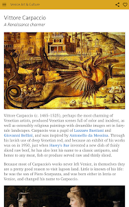 Venice Art & Culture screenshot 20