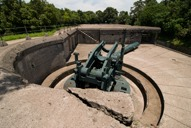 Corregidor's Battery Grubbs