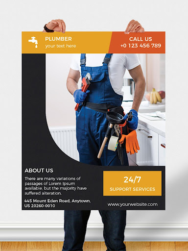 Flyers, Poster Maker, Graphic Design, Banner Maker screenshot 14