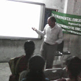 Environmental Education Program @ Santosh Nagar Branch