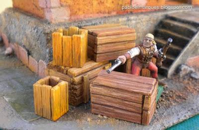 Ejemplo Cajas de Mercancias