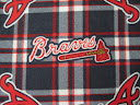 Atlanta Braves Cloth Diaper