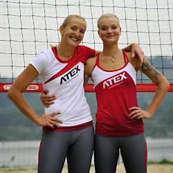 Hana Skalníková & Patricia Missottenová 2013