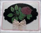 Chalkboard Rose