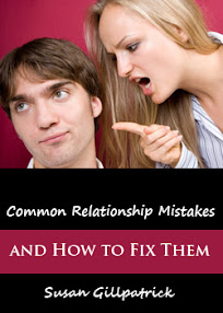 Cover of Susan Gillpatrick's Book Common Relationship Mistakes And How To Fix Them
