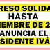 ¿Qué hay de nuevo en Ingreso Solidario este mes?