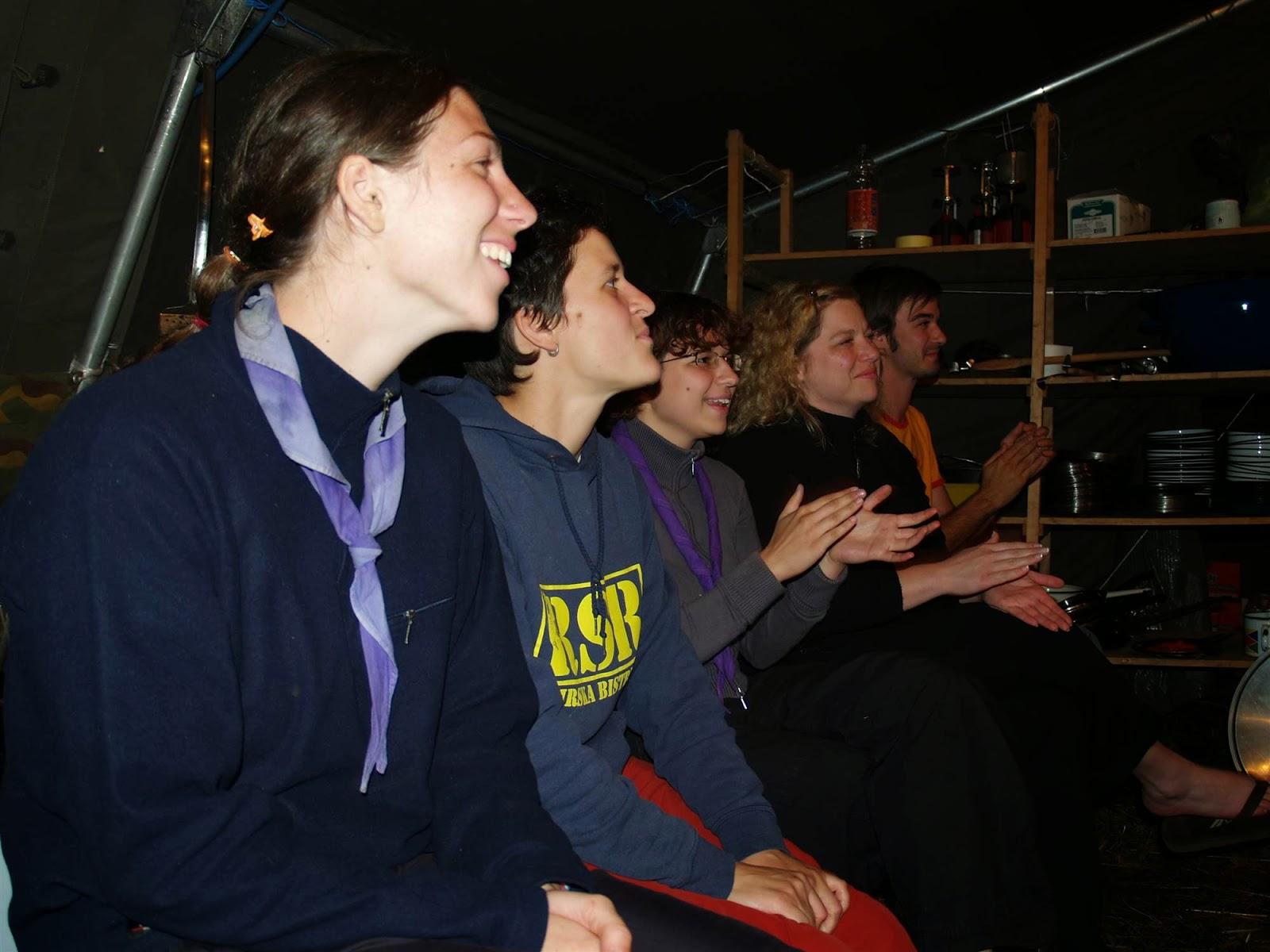 Taborjenje, Nadiža 2007 - P0067423.JPG