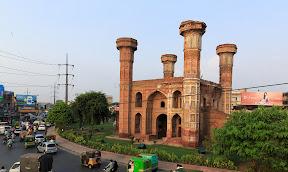 Chauburji, Chowk Chauburji, Multan Road