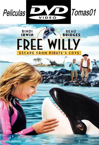 Liberad a Willy: Aventura en Sudáfrica (2010) DVDRip