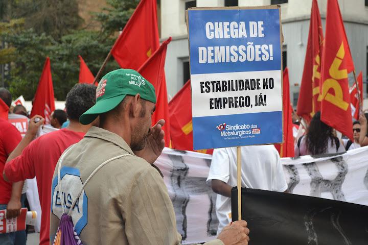 Marcha Nacional dos Trabalhadores e das Trabalhadoras e Encontro dos Lutadores e das Lutadoras