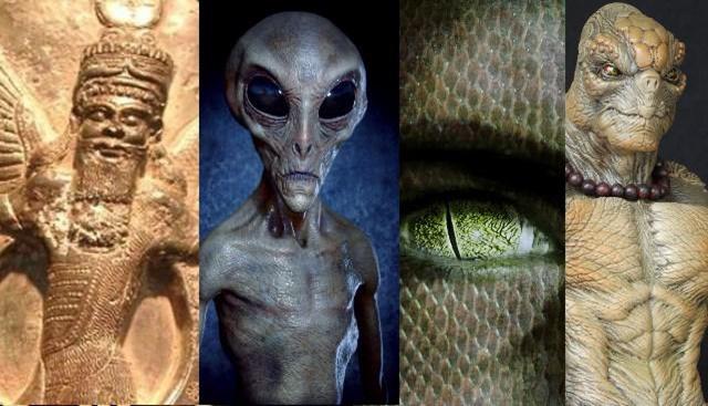 00 Malevolent Extraterrestrials