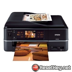 Reset Epson EP-903A printer Waste Ink Pads Counter