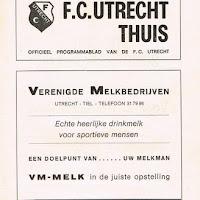 FCU Programmaboekjes 1974-75