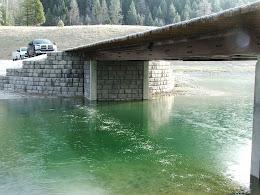 WA Bridge Abutments Using Retaining Walls