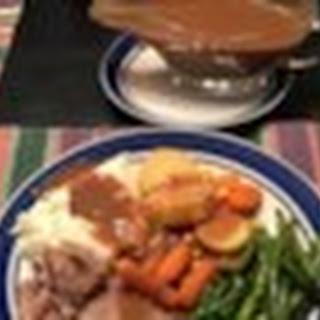 Tangy Slow Cooker Pork Roast.