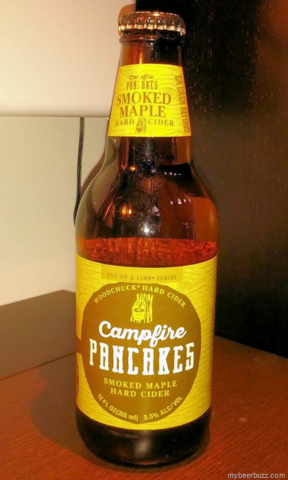 Woodchuck - Campfire Pancakes - A First Sampling ~ mybeerbuzz.com ...
