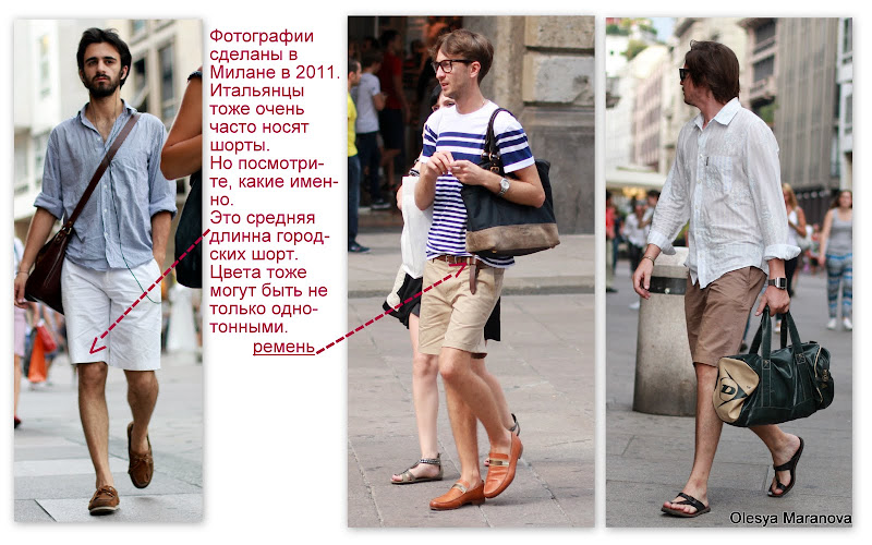 шорты, мужские шорты, стильные луки в шортах, мужские луки в шортах, люди в Милане