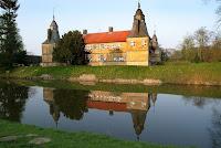 Schloss Westerwinkel in Herbern. Foto Felgenträger 2006