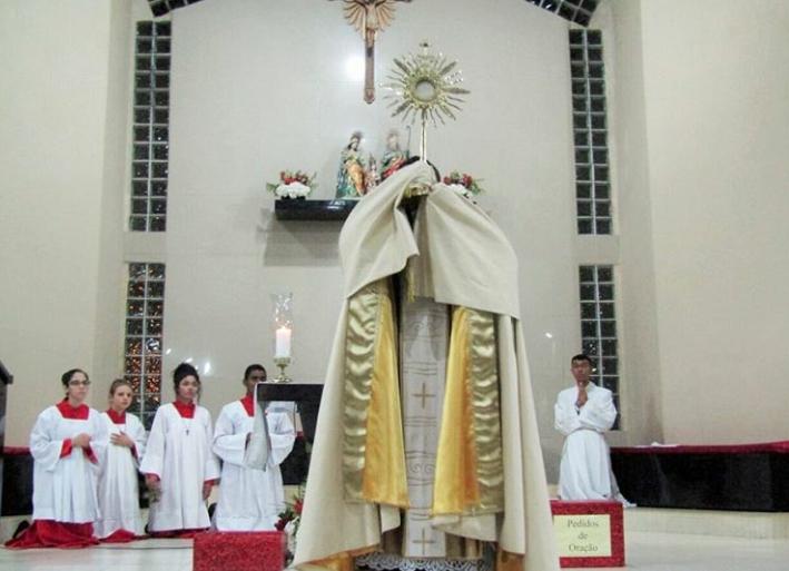 Paróquia Nossa Senhora da Conceição da cidade do Conde realizou o 1• Cerco de Jericó