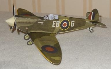 1938 Supermarine Spitfire