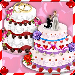 jeux de gteau de mariage - Jeux De Gateaux De Mariage .