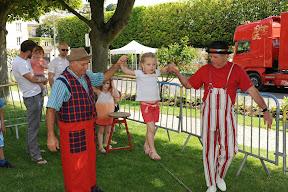 Square Carrier-Belleuse - Sèvres fête le cirque