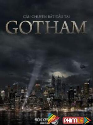 Phim Gotham Thành Phố Tội Lỗi 1 - Gotham Season 1 (2014)