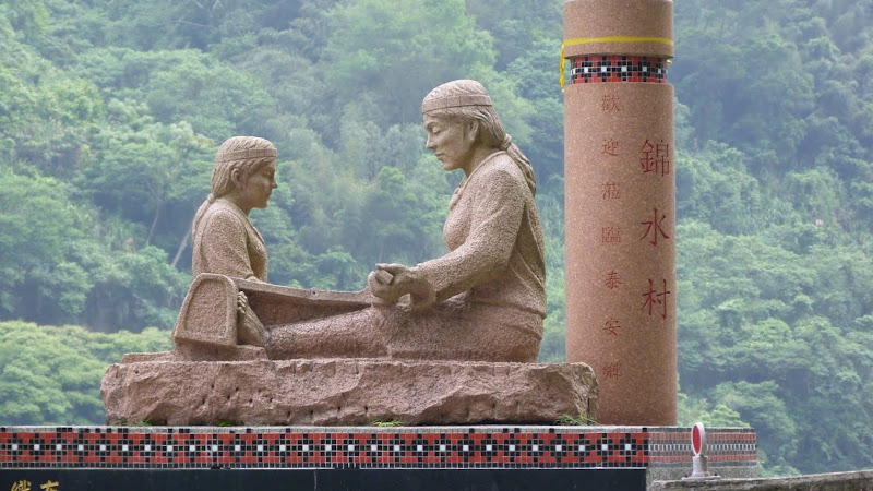 TAIWAN  Miaoli county,proche de Taufen - P1130229.JPG