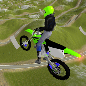 Downhill Offroad Simulator for PC and MAC