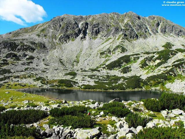 Retezat. Lacul Ana