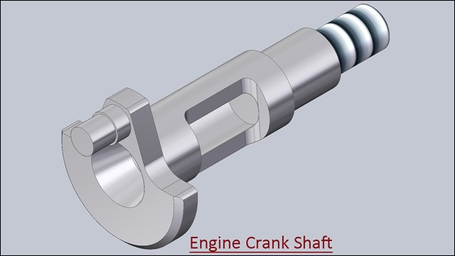 Engine Crank Shaft_1