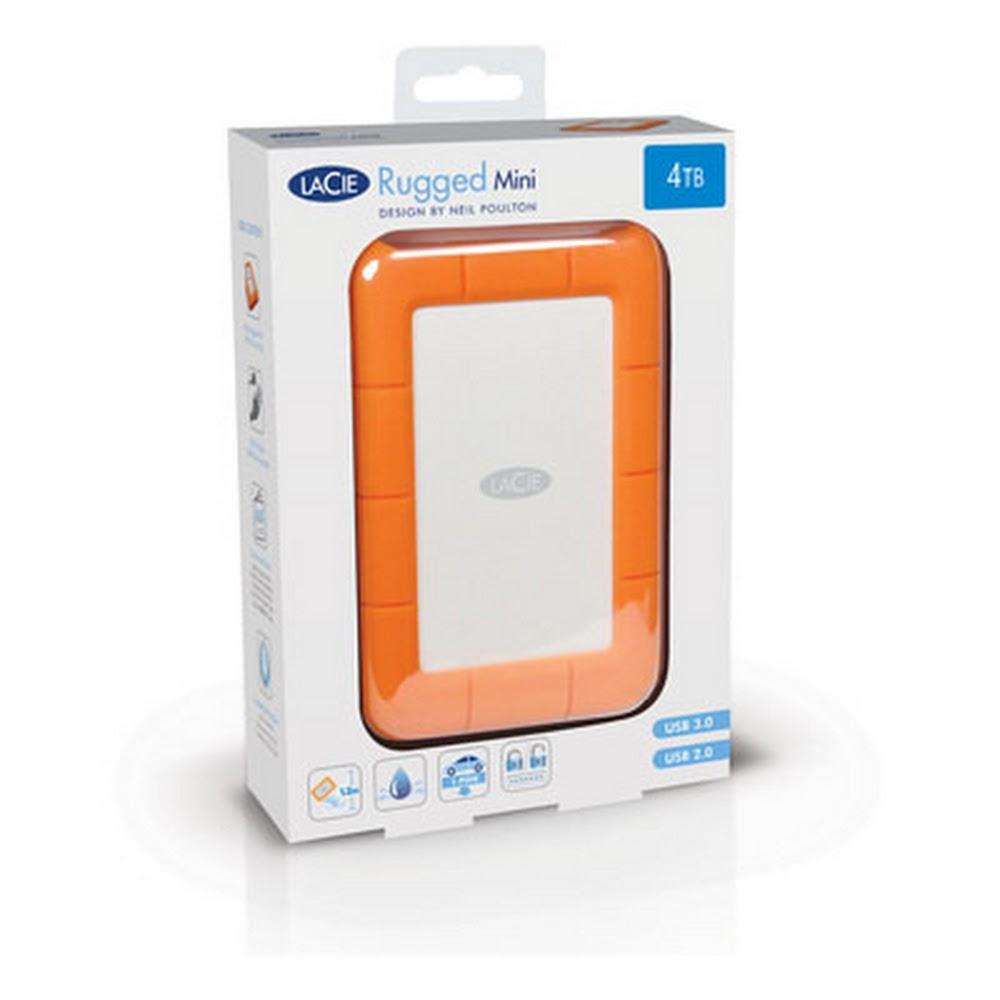 LaCie Rugged Mini 4TB 9000633